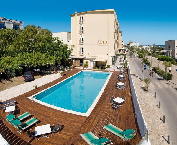 Hotel alba a misano adriatico ideale per una vacanza con - Hotel misano adriatico con piscina ...