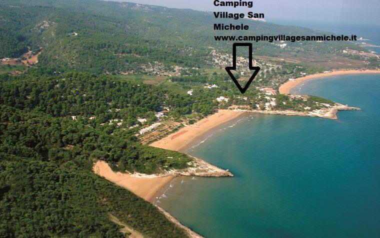 Al Camping Village San Michele gli animali entrano gratis
