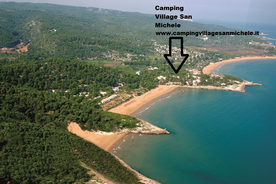 camping san michele gargano