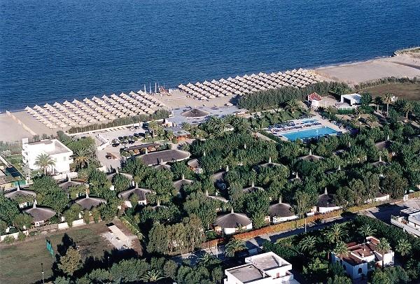 Hotel African Beach di Manfredonia accetta i cani