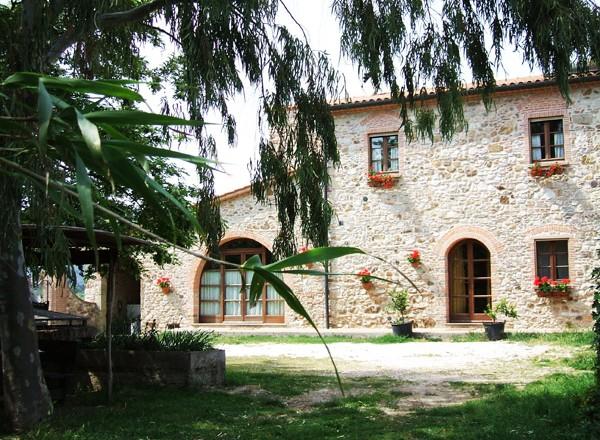 Agriturismo La Torrevilla ospita volentieri i cani