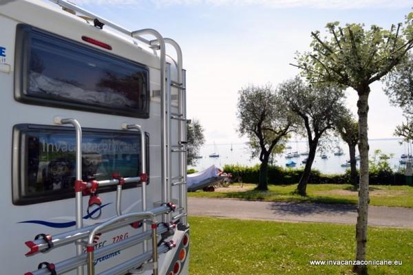 camping san michele lago di garda